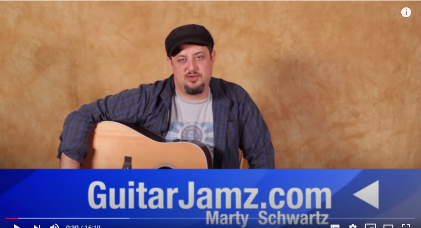 Marty Schwarz website and YouTube channel.