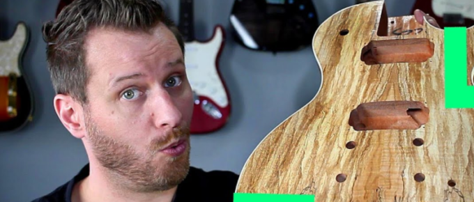 Build Your Own Guitar